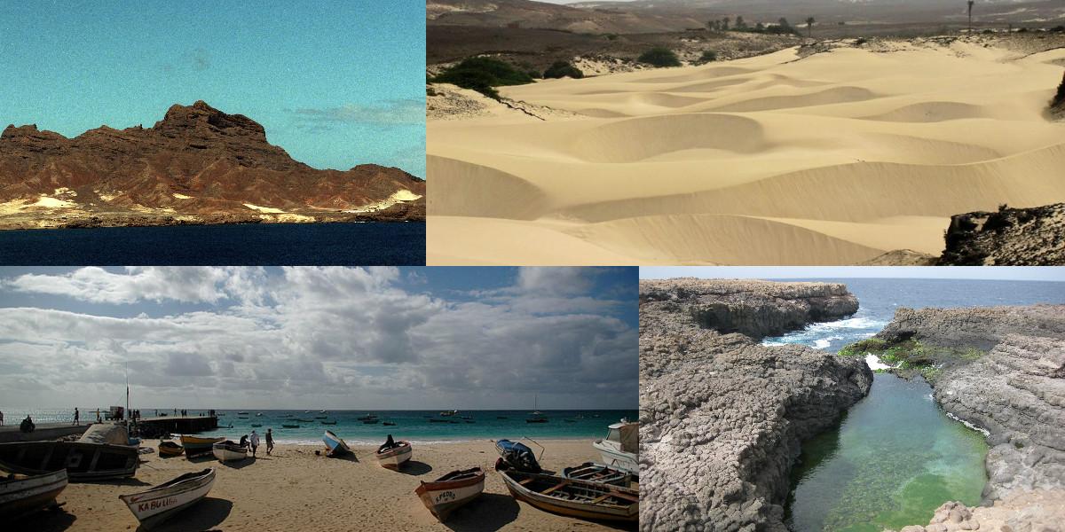 A beleza de Cabo Verde