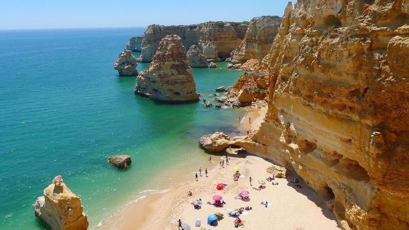 As 10 praias portuguesas mais famosas no Instagram