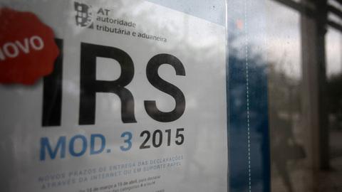 IRS: Contribuintes com reembolsos inferiores a simulações devem entregar nova declaração