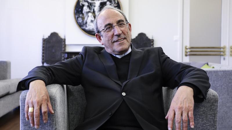 Papa nomeia D. António Marto, bispo de Leiria-Fátima, como cardeal