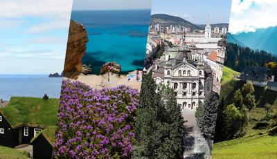Os destinos mais românticos para visitar na Europa longe das multidões