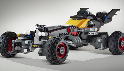 Chevrolet lança Batmobile em tamanho real