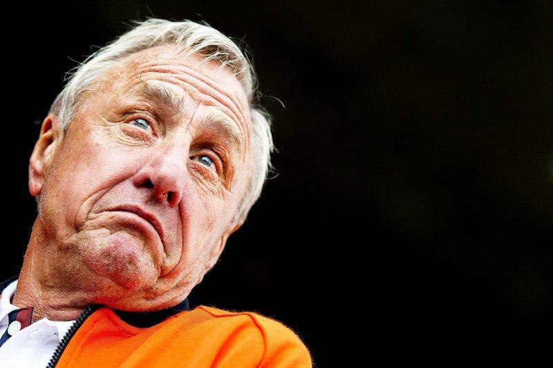 Arena de Amesterdão vai passar a chamar-se Johan Cruyff