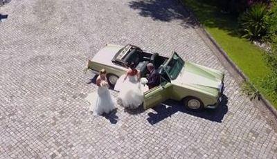 """""""Casados à Primeira Vista"""" poderá ter um casamento com duas noivas"""