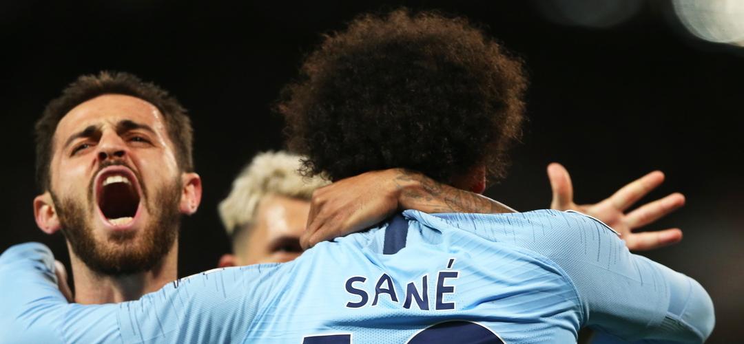 City vence dérbi de Manchester e está a um passo de fazer história na Premier League