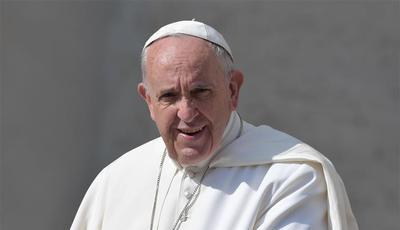 Papa Francisco participa em documentário de Wim Wenders