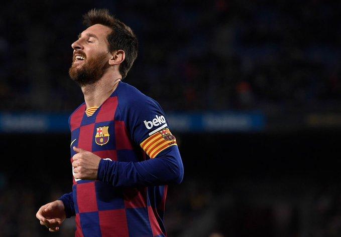 """Inter Milão promete atacar Messi no verão: """"Não é um sonho proibido"""", garante Moratti"""