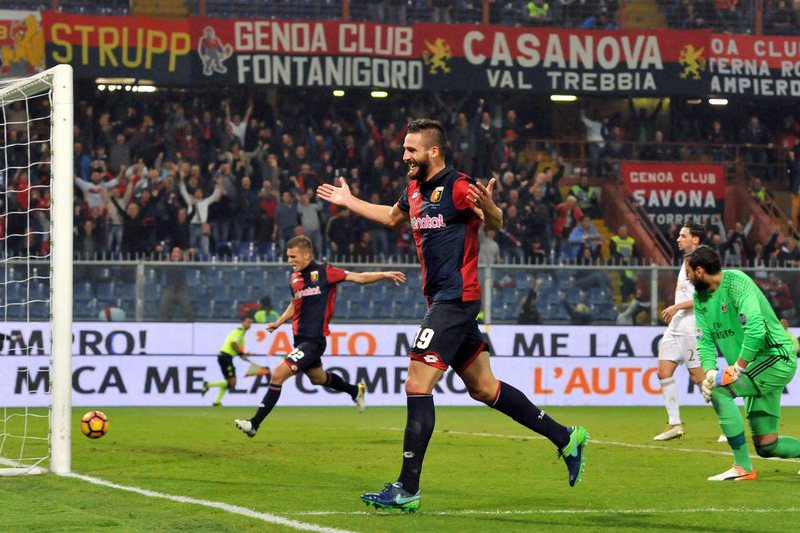 Milan perde com Génova de Miguel Veloso depois de bater a Juventus