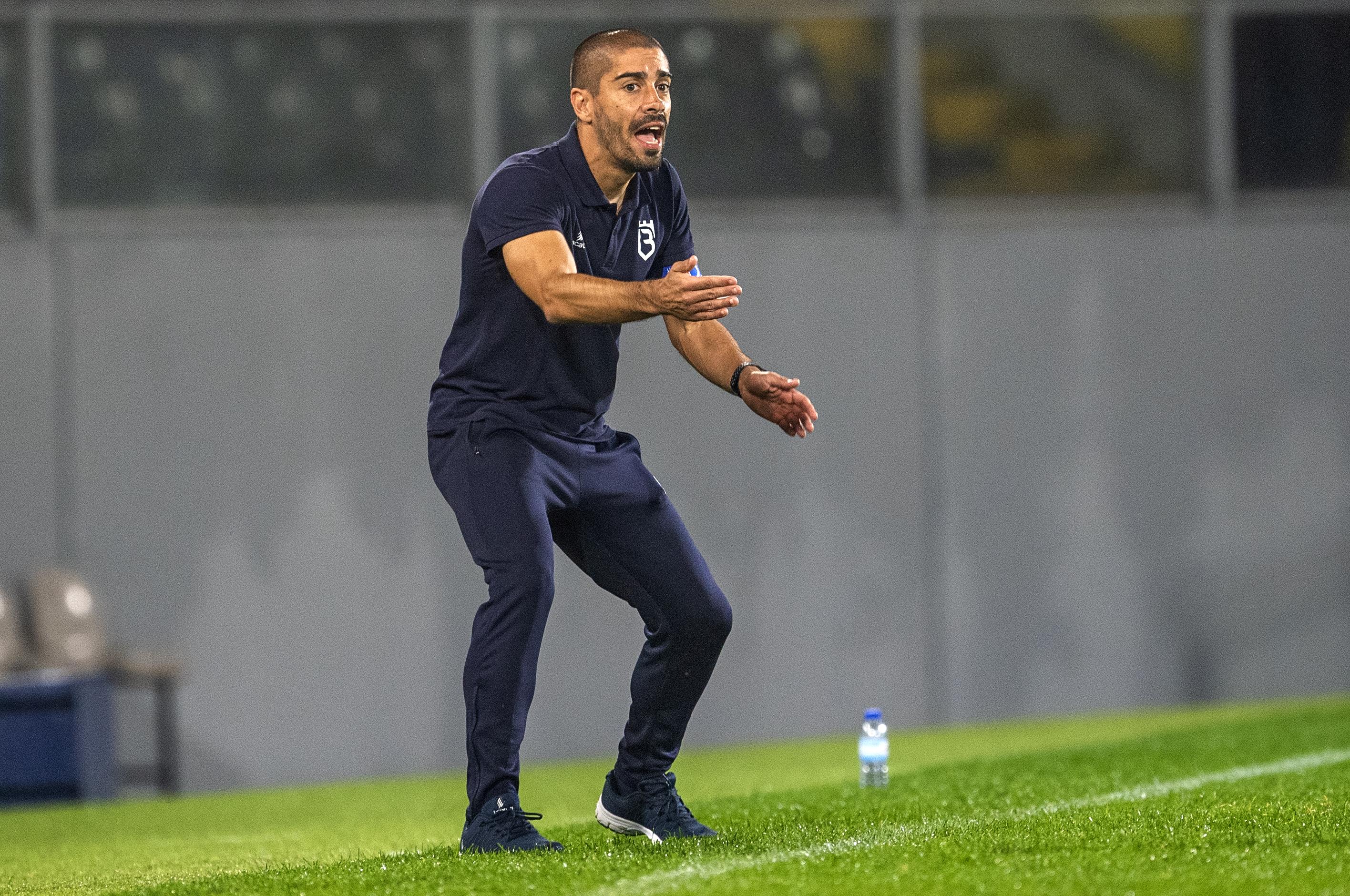 """Pedro Ribeiro: """"Queremos conquistar pontos. Quantos mais, melhor"""""""