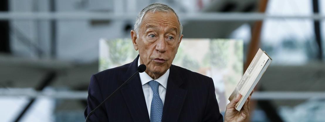 Parece haver vontade de diálogo entre Governo e forças de segurança, diz Marcelo