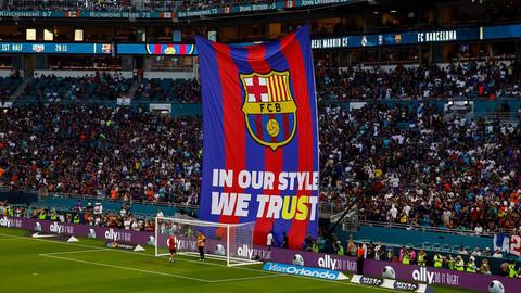 Presidente do Real Madrid diz não imaginar &quote;Espanha sem Catalunha&quote; e liga espanhola sem Barcelona
