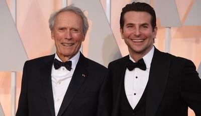 "Novo filme: Bradley Cooper vai andar a ""perseguir"" Clint Eastwood"