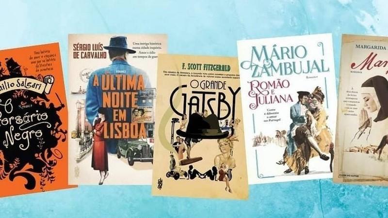 Editora disponibiliza grandes autores através de 5 e-books gratuitos. Já tem o seu?