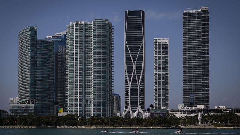 A nova estrela de Miami. Uma torre de 215 metros que parece um exoesqueleto