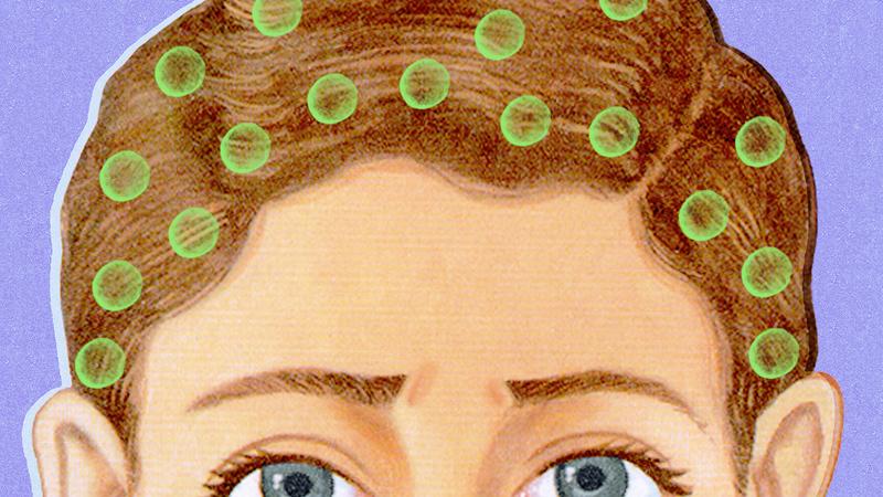 Esfoliar o couro cabeludo: porque deve fazê-lo