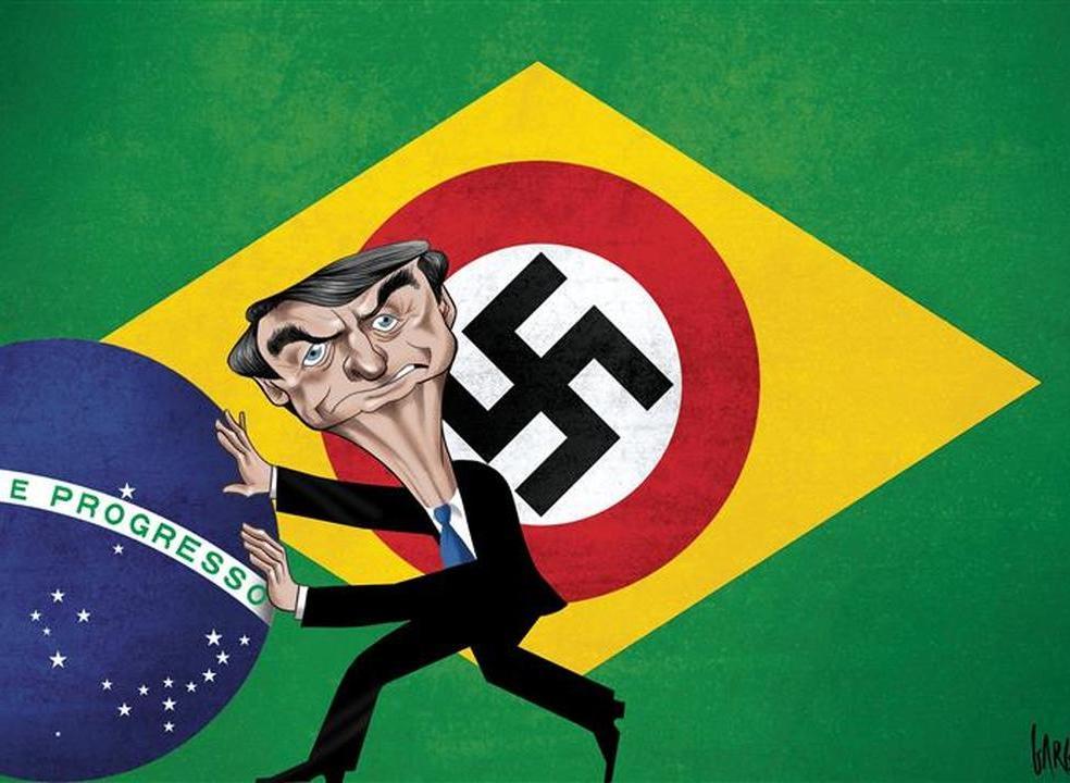 Brasil. Um dia no país das 'fake news'