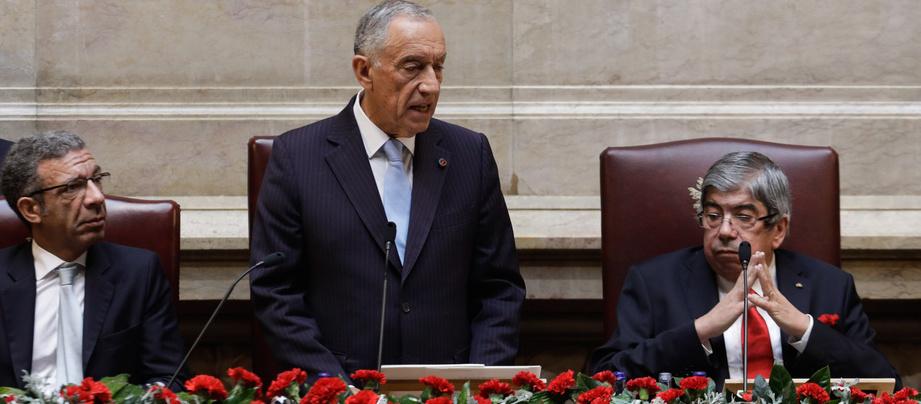 25 de Abril: Marcelo contra populismos e a favor da renovação política. Partidos de acordo
