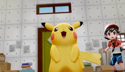 'Pokémon' está quase a chegar à Switch. Veja o mais recente trailer