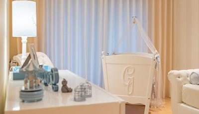 Como decorar um quarto para um recém nascido