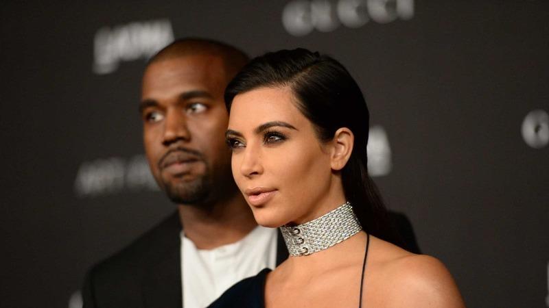 Kim Kardashian e Kanye West celebram aniversário de casamento