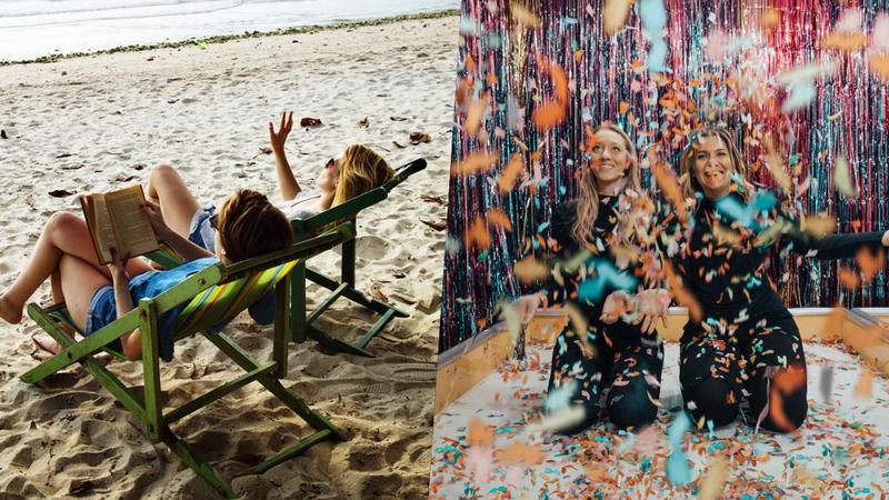 Férias para relaxar ou para se divertir? Nestes destinos pode fazer as duas coisas
