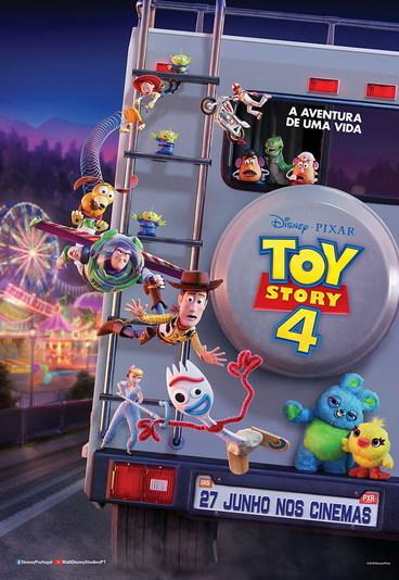 """""""Toy Story 4"""": ganhe convites para as antestreias"""