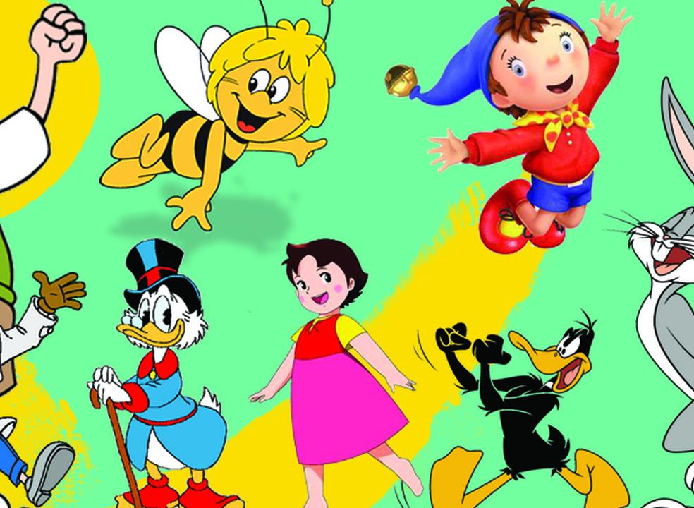 Dia Mundial da Criança: lembra-se destes desenhos animados?