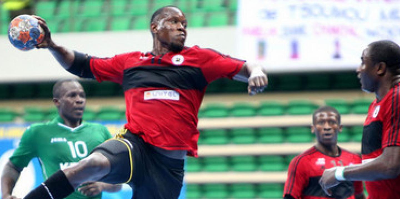 Andebol: Angola espreita quartos-de-final do campeonato africano