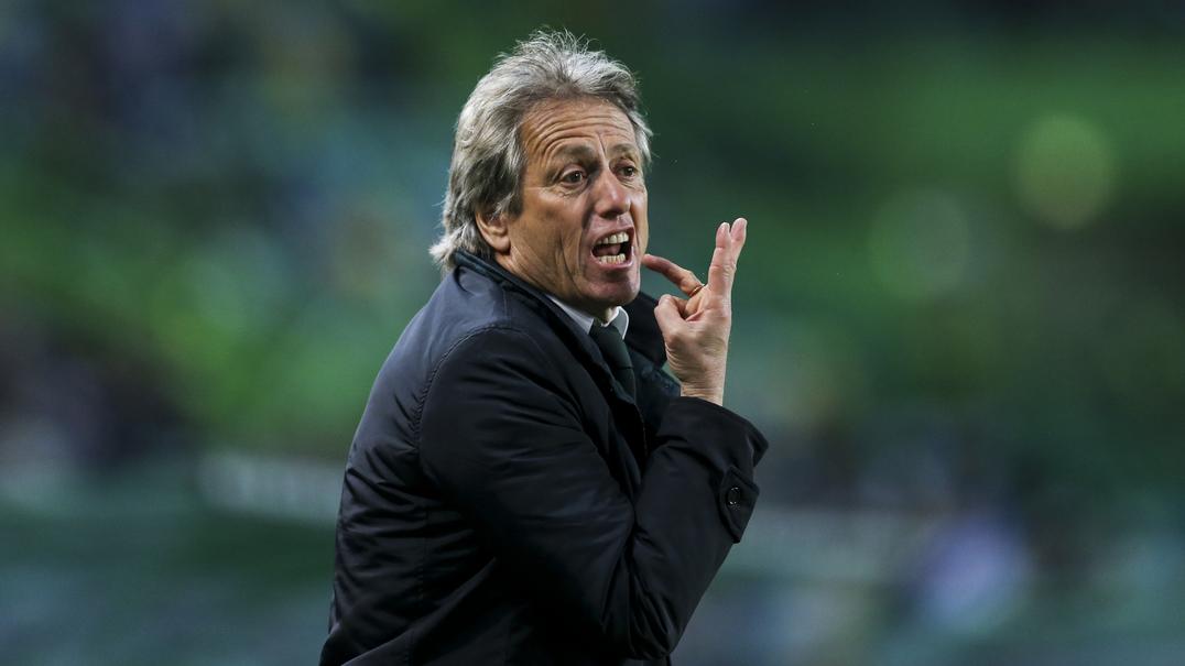 Jorge Jesus explica o plano do Sporting para o resto da temporada
