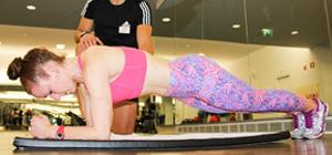 5 exercícios para reforçar a coluna