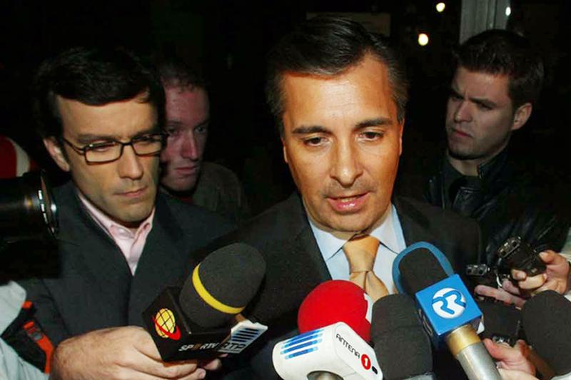José Veiga em prisão preventiva no âmbito da operação Rota Atântico
