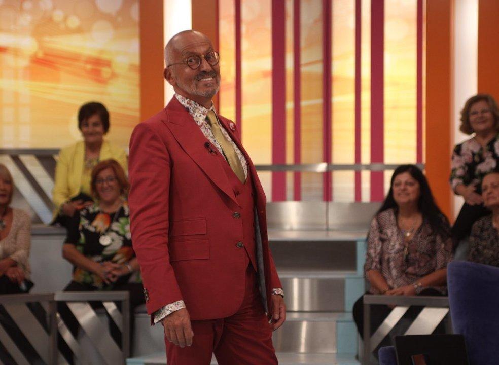 """Manuel Luís Goucha sobre Vasco Palmeirim: """"Depois de eu morrer, é o futuro da TV"""""""