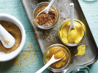 Gosta de mostarda? Experimente estas três receitas