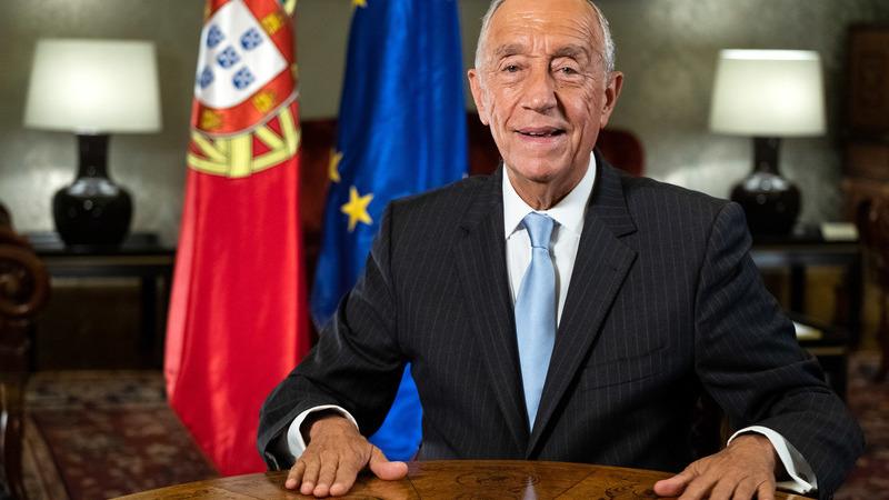 """Marcelo pede aos portugueses que não deixem a decisão """"nas mãos de 20% ou 25%"""""""