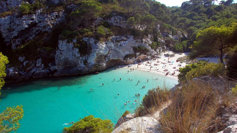 15 pequenas praias em Espanha para conhecer este verão