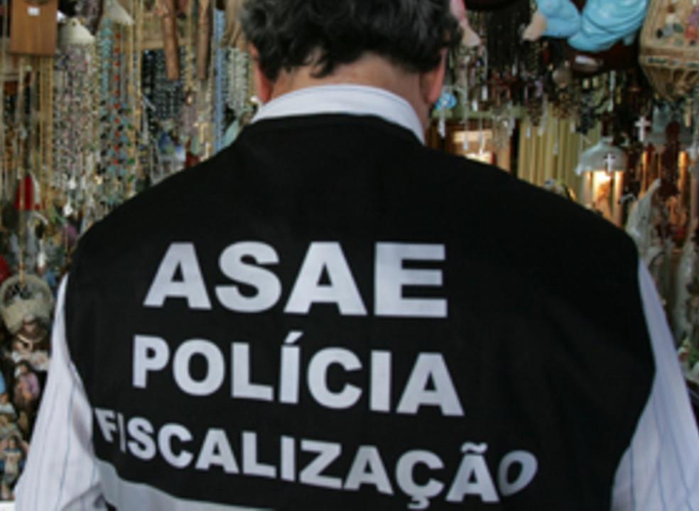 ASAE apreende no Porto 45 mil artigos contrafeitos