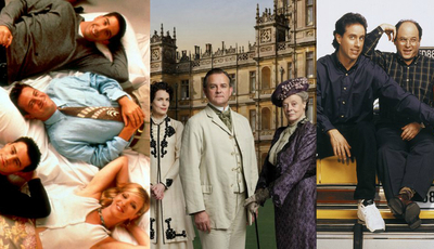 """De """"Friends"""" a """"Downton Abbey"""": estas séries são sobrevalorizadas?"""