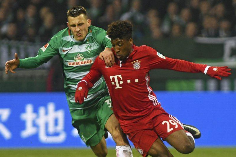 Bayern Munique decide ficar com Kingsley Coman