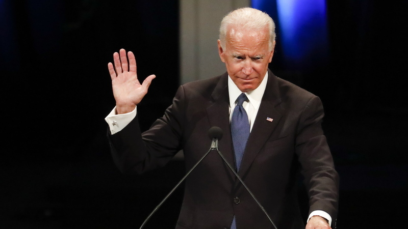 Joe Biden anuncia candidatura às eleições norte-americanas de 2020