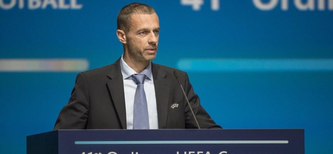 """Ceferin diz que """"criação de uma Superliga é pura ficção"""". UEFA quer preservar heranças de FC Porto e Benfica"""