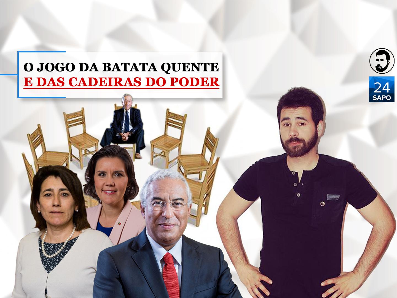O jogo das cadeiras do poder