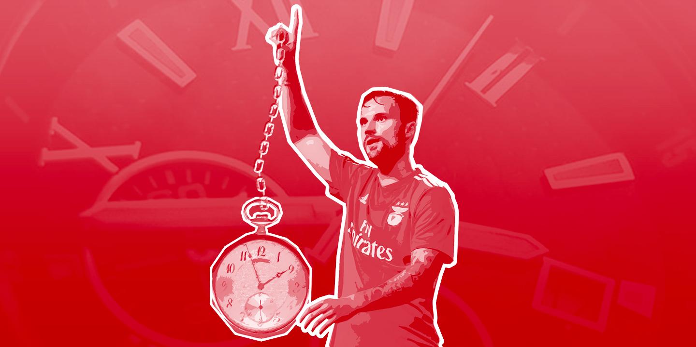 Seferovic, o relógio suíço que precisou de uma afinação para jogar nas horas