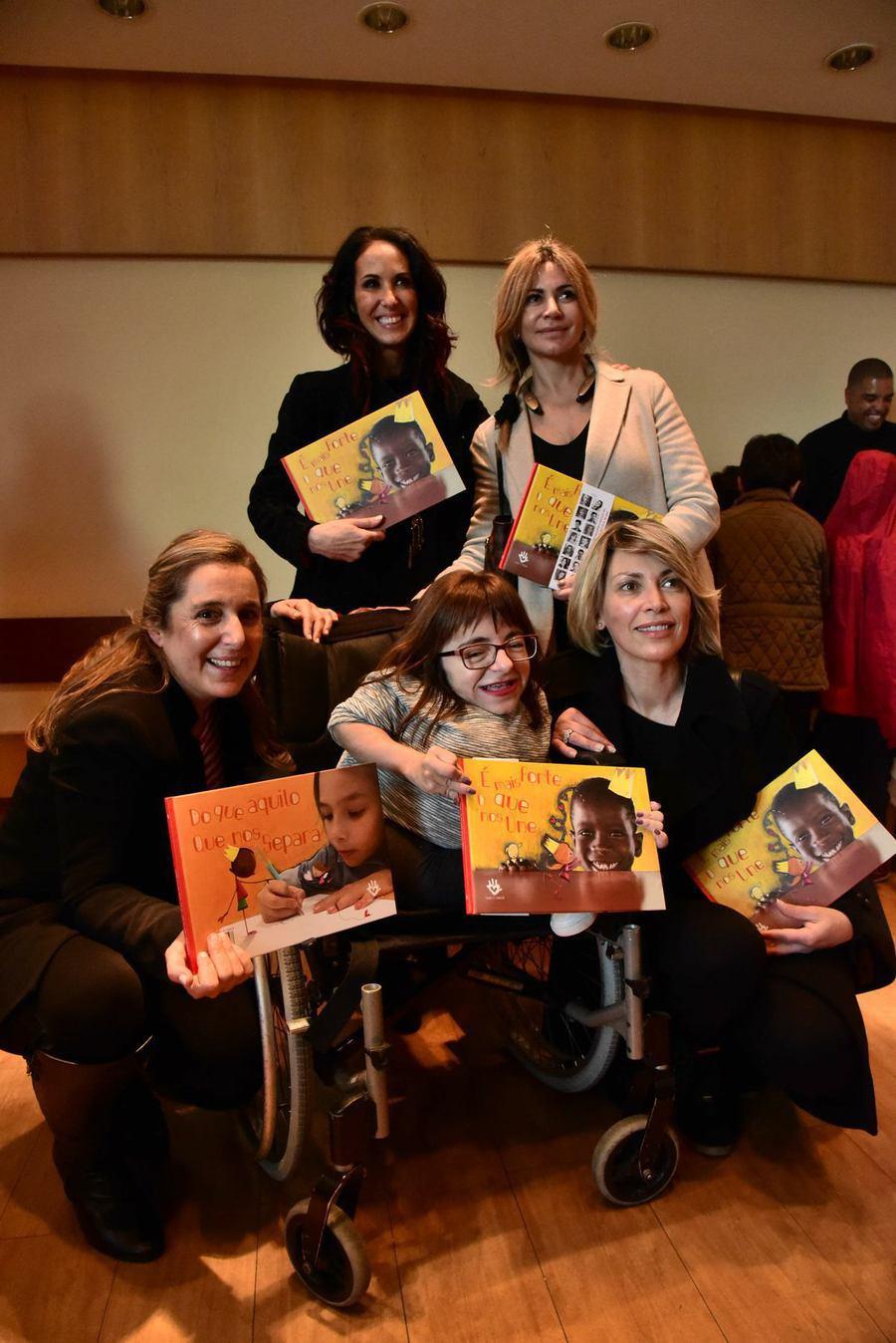 Figuras públicas unem-se a projeto da Associação Filhos do Coração