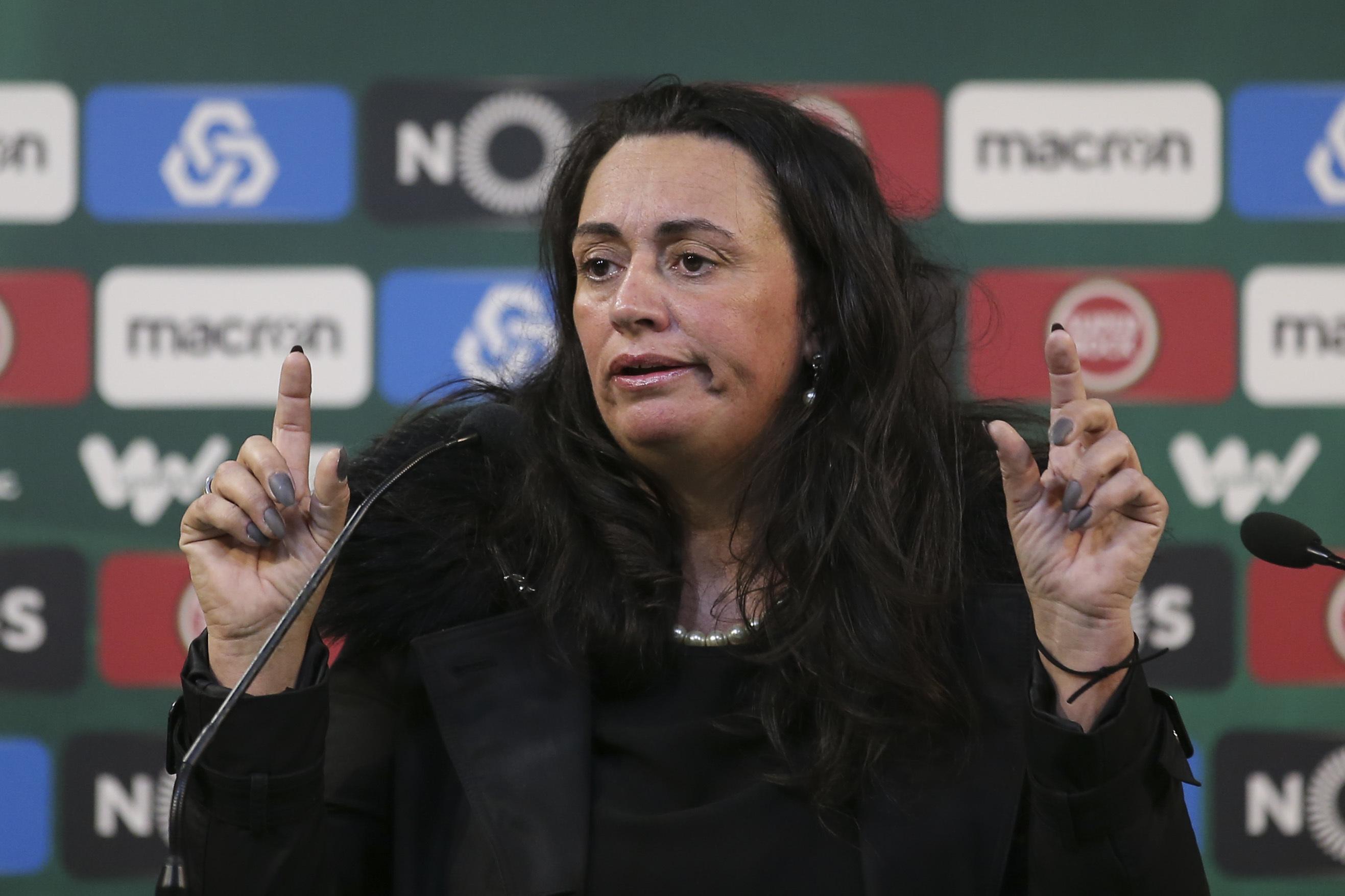 Assembleia Sporting: Elsa Judas e Trindade Barros expulsos de sócios