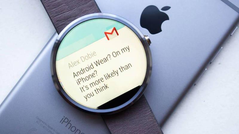 Smartwatches com Wear OS também já conseguem fazer chamadas no iOS