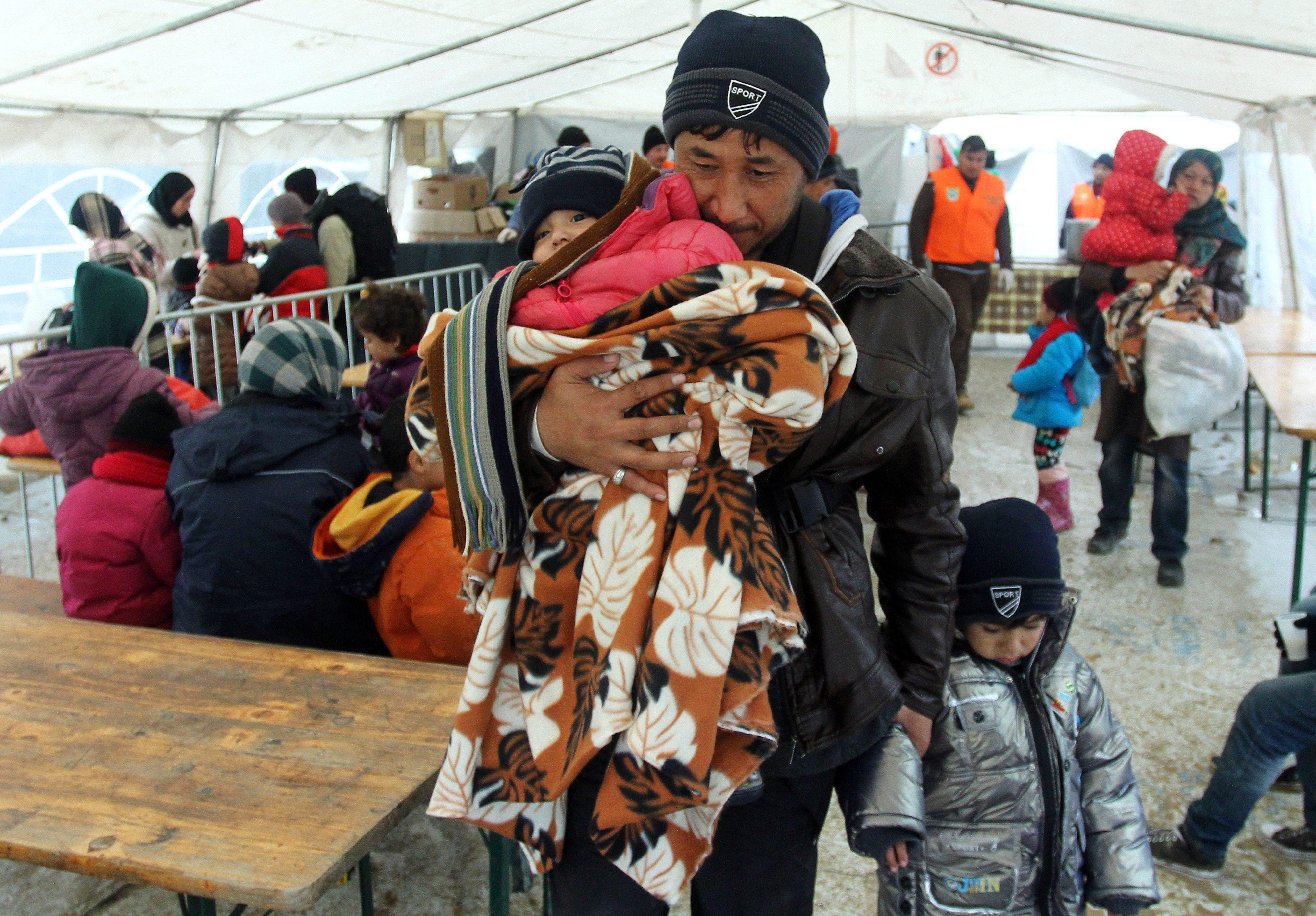 Perto de 30.000 afegãos entraram ilegalmente na Turquia desde o início do ano