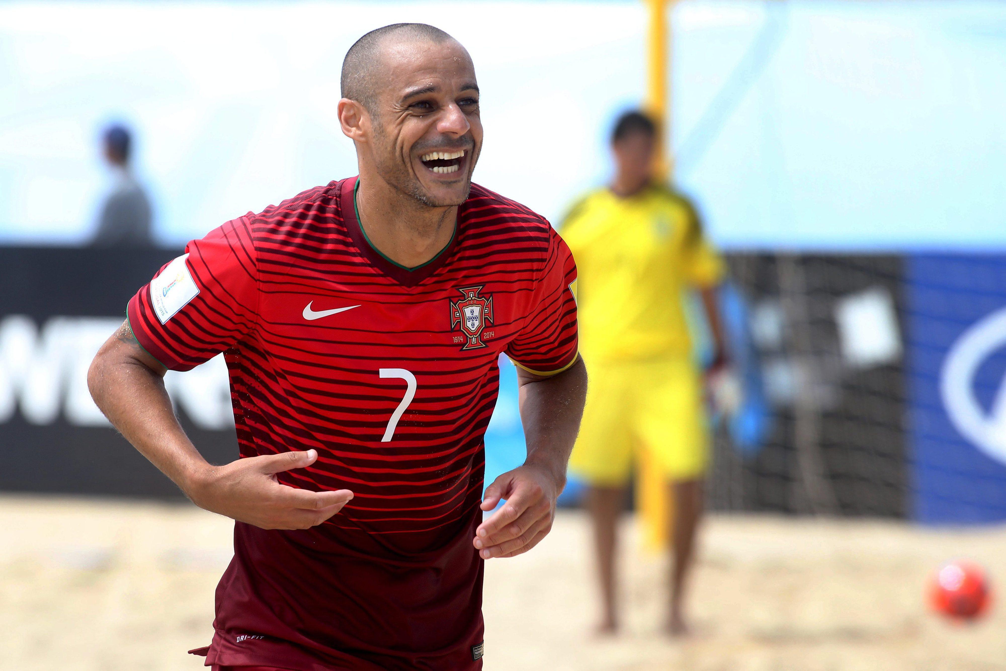 De Espinho para as Bahamas, seleção de futebol de praia tenta revalidar título mundial