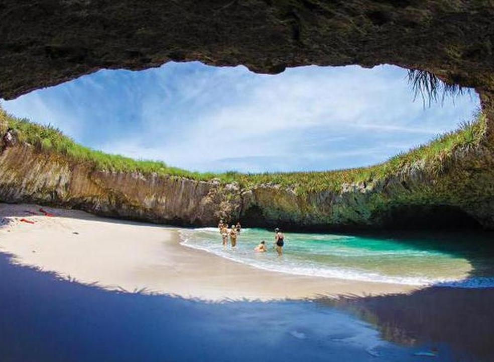 21 praias que parecem saídas diretamente do paraíso