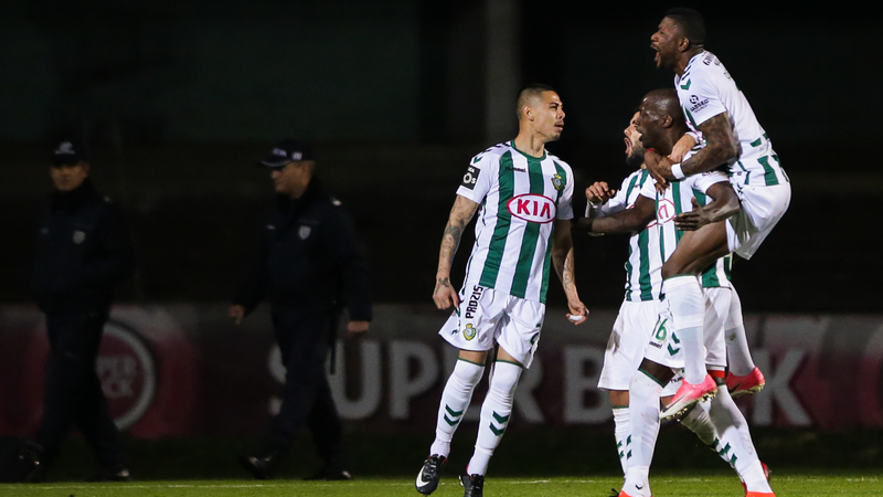 """Pedro Pinho: """"Óbvio que o FC Porto é favorito, mas vamos lutar até ao último momento"""""""