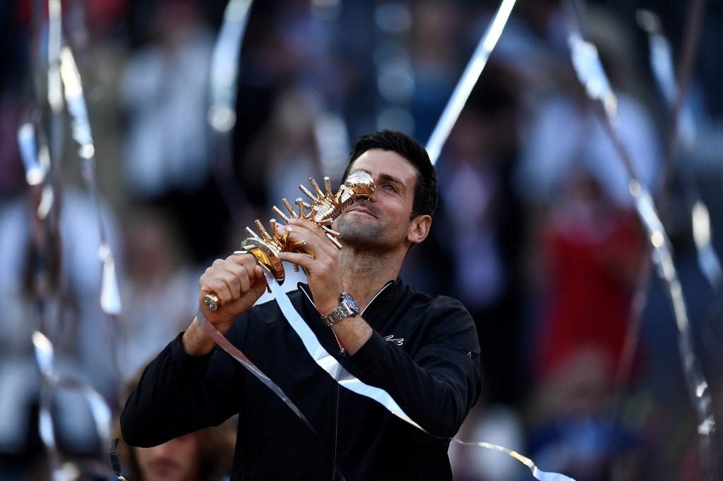 Covid-19: Open de Madrid em ténis disputa-se em formato virtual